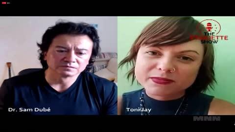 Season 1, Episode 3 - The Etiquette Show - Toni Jay, Jeremy Budhram, and Linda
