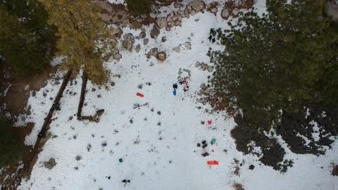 Dji drone aerial photography video views day 1 - man & camera