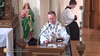 Sermon for the Second Sunday After Easter, April 18, 2021 (TLM)