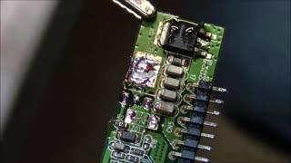 HP 2509m Monitor Repair