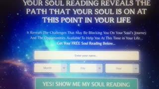 Soul Manifestation Your Soul Reading