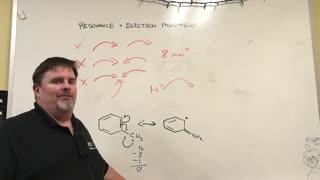 Resonance and Electron Pushing