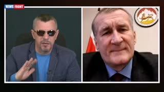 Правая рука Анатолия Бибилова Алан Тадтаев согласен с тем, что Инал Джабиев был террористом