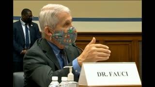 Rep. Jim Jordan Dug into Dr. Fauci A*s