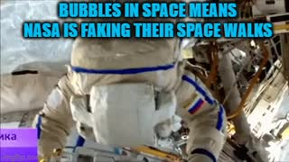 Bubbles in space