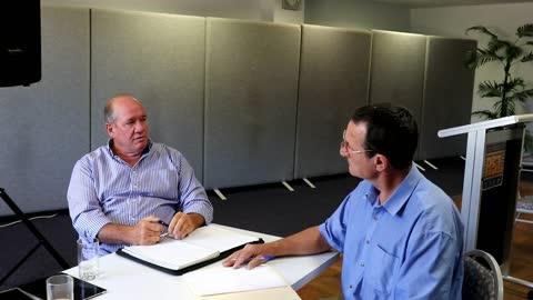 Chris Brooks (Chairman Southern Riverina Irrigators) interview.