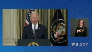 Biden Blames Delta For Jobs Report