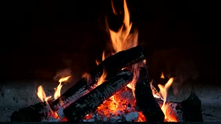 Fire stove (hot)