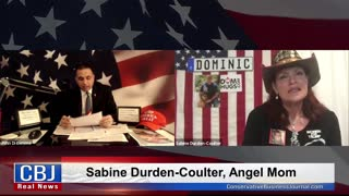 Angel Mom Sabine Durden Coulter tells How her Son was killed by an Illegal Alien...