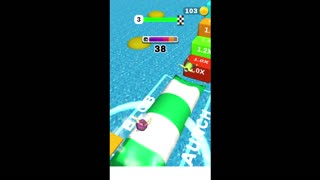Fat Pusher 3D Voodoo Android Gameplay