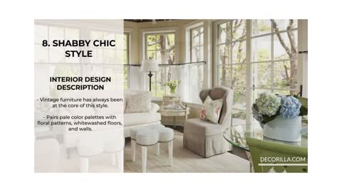 interior design - home styling guide2020 - find your interior design style   home decor