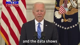 Biden Says About Inflation, Most Price Increases Were Expected.... and Temporary