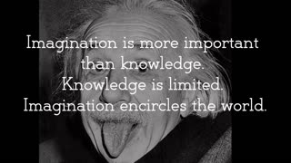 Einstein motivational speech