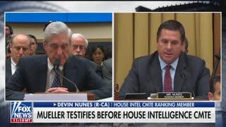 Hearing: Nunes questions Robert Mueller