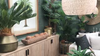 Caribbean home decors & interiors