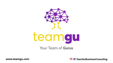 HERE'S OUR STORY ABOUT THE BIRTH OF OUR CREATIVE COLLECTIVE (AND SOUL PARTNERSHIP), TEAM GU