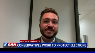 Conservatives work to protect elections