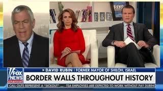 Former Israel mayor says walls work