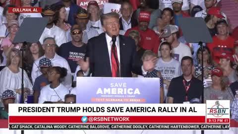 """President Trump Defines """"Woke"""""""