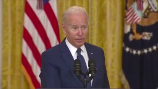 biden given his marching orders