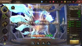 Dragon Storm Fantasy Android Gameplay 2020 Boss Vargas