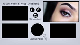 Makeup Tutorial - Eye makeup LOOK!