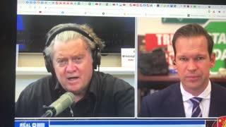 Steve Bannon at Warroom interviews Senator Matt Canavan