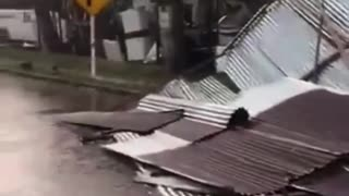 Video: Vendaval generó emergencias en Cimitarra y Landázuri, Santander