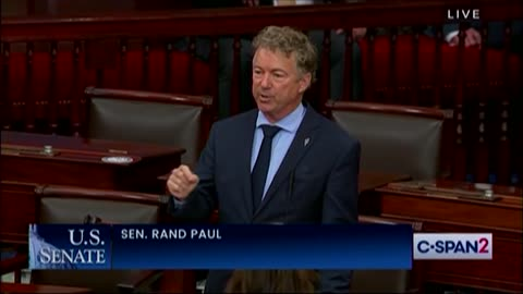 Senate ERUPTS in Cheers as Funding for Gain-of-Function Research in China is Banned