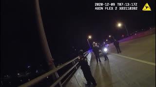 Deputies talk man out of jumping off bridge