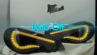 Custom FRS/BRZ Tail Lights