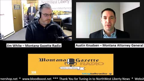 Montana AG Austin Knudsen Leads Lawsuit Against Biden EO on Keystone
