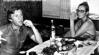 """Высоцкий: """"Я женщин не бил до 17-ти лет.."""". (R)."""