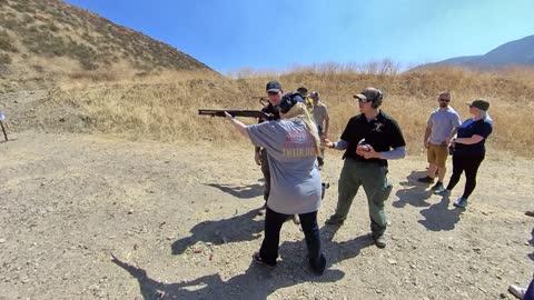 Beginning Pistol & Shotgun Class - October 2020