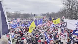 March to the Capitol 1/6/21