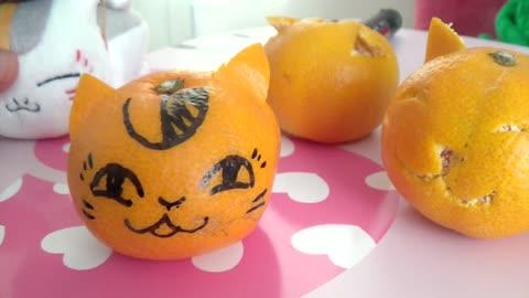 Tangerine Orange Makeover!