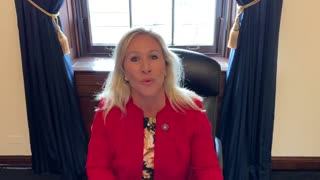 Rep. Marjorie Taylor Greene's 2nd Day in Office