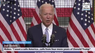 "Biden: ""Do I look like a radical socialist?"""