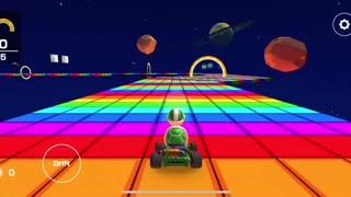 Mario Kart Tour - Clearing Mario Cup Ring Race Challenge (Mario vs. Luigi Tour)