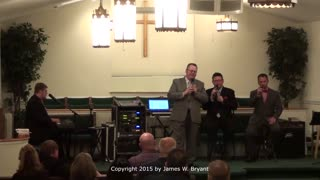 Special Song - He's All I Need, by Emmaus Road Quartet, 2015