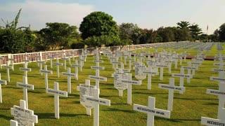 Cemetery or graveyard