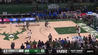 Nets vs Bucks Game 3 Highlights