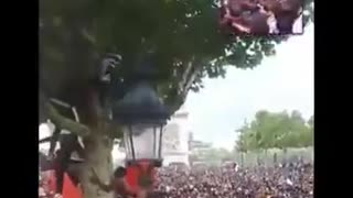 Man Failed Trying To Be A Flying Squirrel