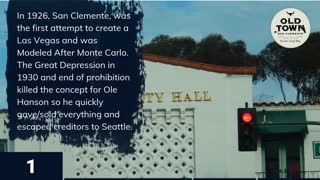 Top 5 Things You Did Not Know About San Clemente California