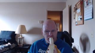 Dentures vs Banana