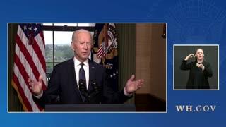 Biden On Afghanistan Withdrawal