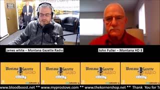Montana Gazette Radio – Saving Women's Sports with John Fuller