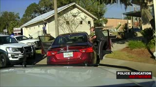13 Year Old Carjacking Suspect Leads Police On Pursuit
