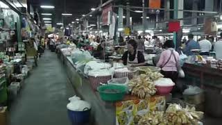 Thailand, Chiang Mai - Pratoo market. 2008
