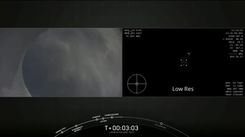 spacex first flight explosion
